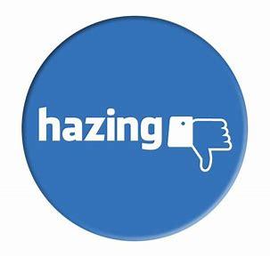 hazing thumbs down